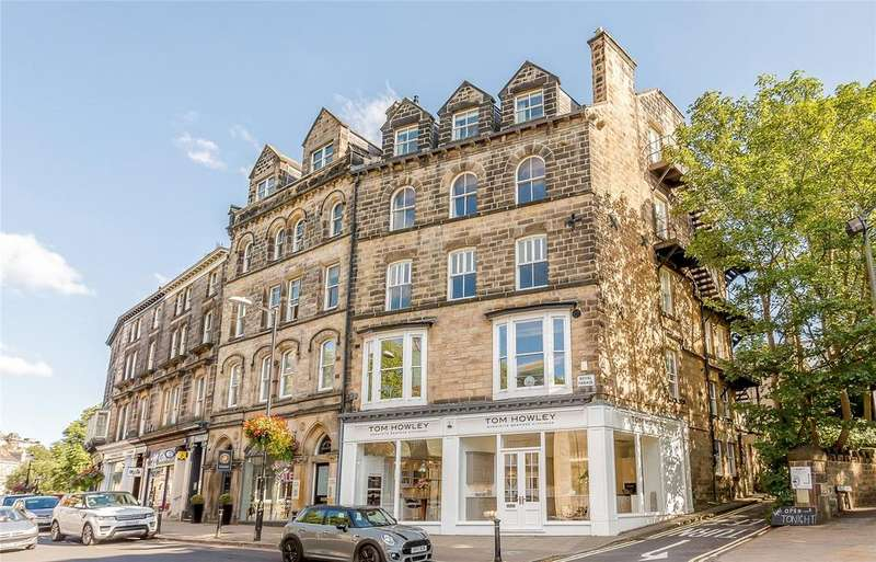3 Bedrooms Apartment Flat for sale in Imperial Mansions, Royal Parade, Harrogate, North Yorkshire