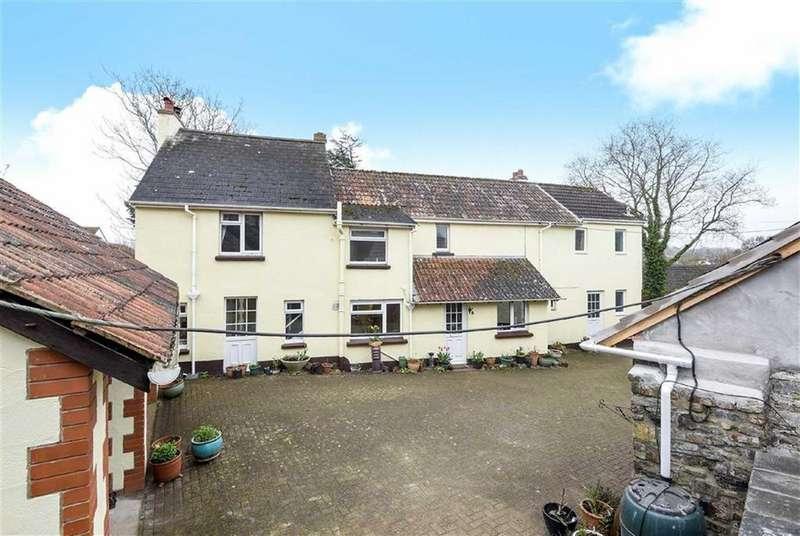 6 Bedrooms Detached House for sale in Bickington, Barnstaple, Devon, EX31