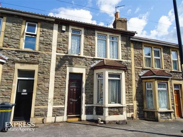 2 Bedrooms Terraced House for sale in Chalks Road, Bristol