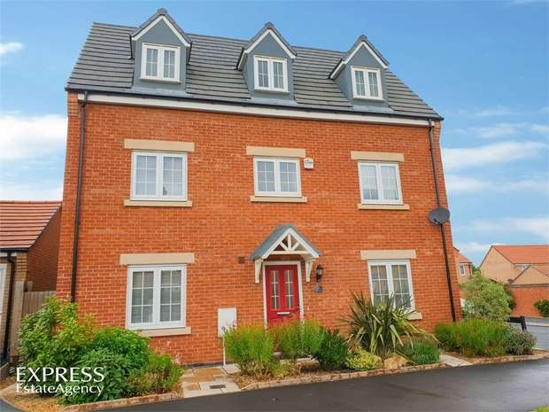 6 Bedrooms Detached House for sale in Loch Lomond Way, Peterborough, Cambridgeshire