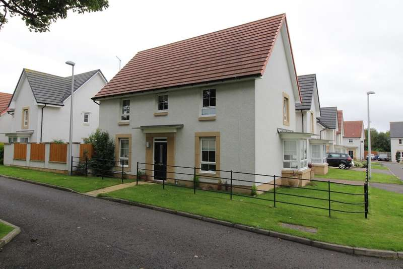 4 Bedrooms Detached House for sale in Fairfield Park, Monkton, Prestwick, KA9