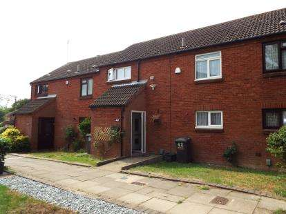 3 Bedrooms Terraced House for sale in Links Way, Luton, Bedfordshire