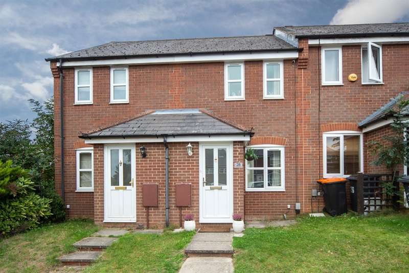 2 Bedrooms Terraced House for sale in Catchacre, Dunstable