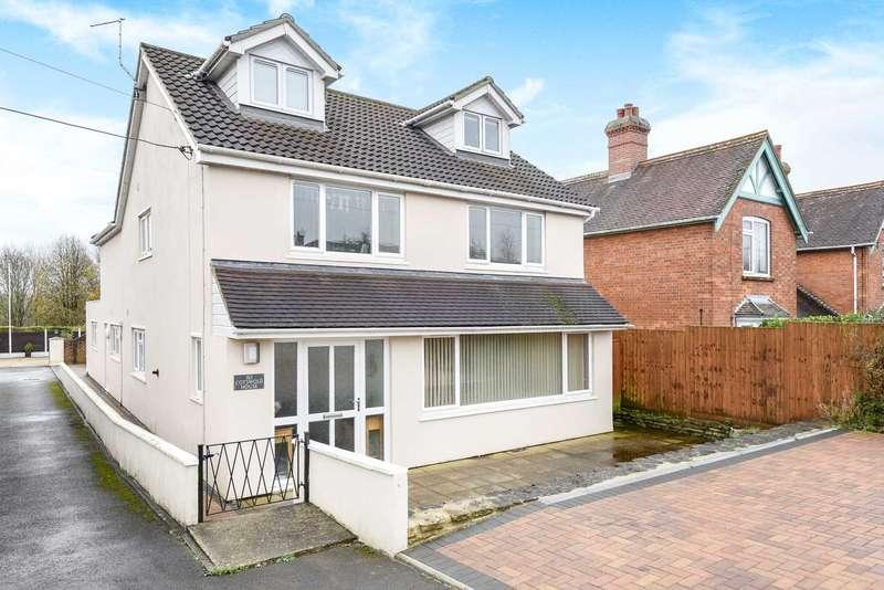 5 Bedrooms Detached House for sale in Salisbury Road, Blandford Forum