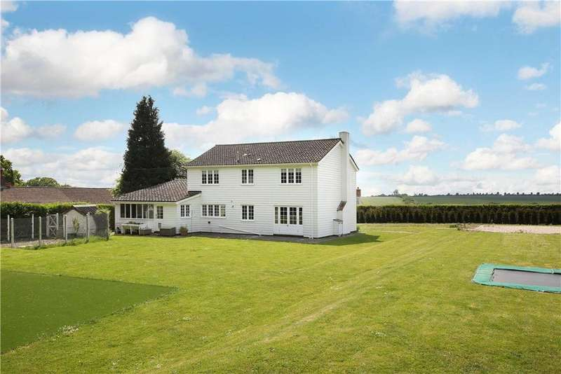 4 Bedrooms Detached House for sale in Ashe Warren, Basingstoke, Hampshire, RG25