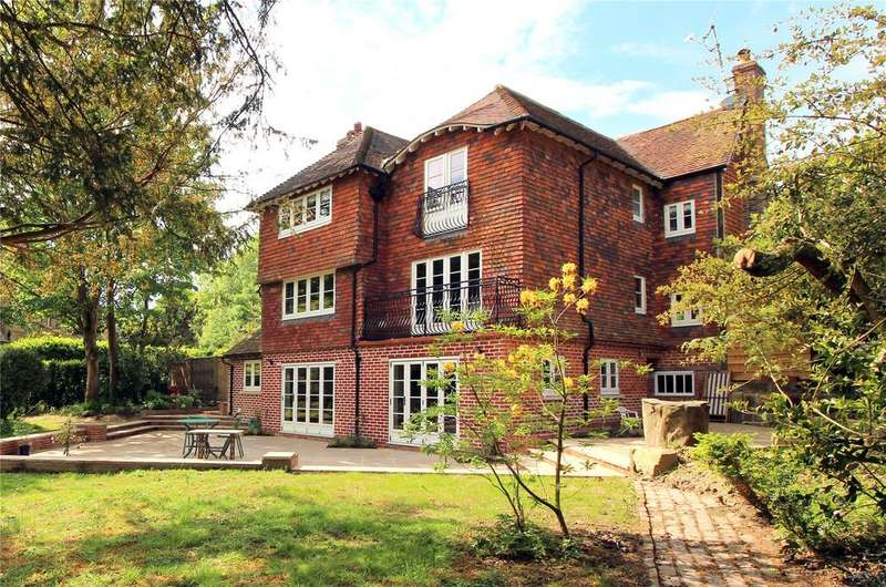 5 Bedrooms House for sale in North Lane, West Hoathly, East Grinstead, West Sussex