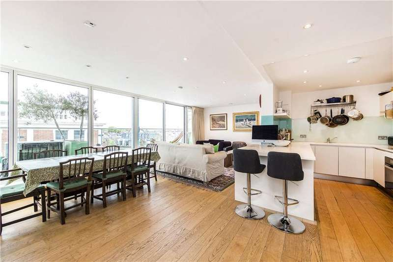 3 Bedrooms Flat for sale in Pond Street, London, NW3