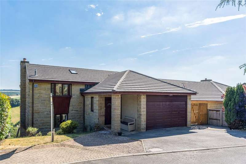 5 Bedrooms Detached House for sale in Daleside, Dewsbury, West Yorkshire