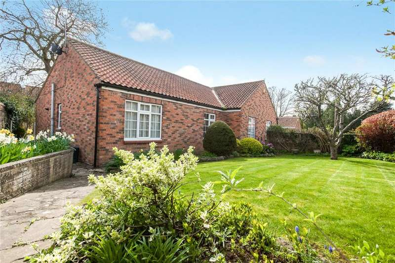 4 Bedrooms Detached Bungalow for sale in West End, Hurworth, Darlington, County Durham, DL2