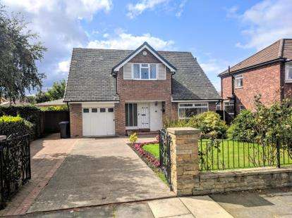 4 Bedrooms Detached House for sale in Lincombe Drive, Middlesbrough