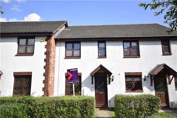 2 Bedrooms Terraced House for sale in Westons Hill Drive, BRISTOL, BS16 7DF