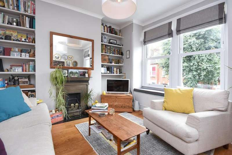 3 Bedrooms Maisonette Flat for sale in Glasford Street, Tooting