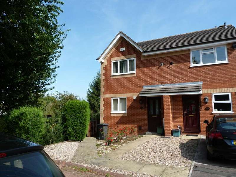 3 Bedrooms End Of Terrace House for sale in Michaelmas Court, Gloucester, Gloucester, GL1