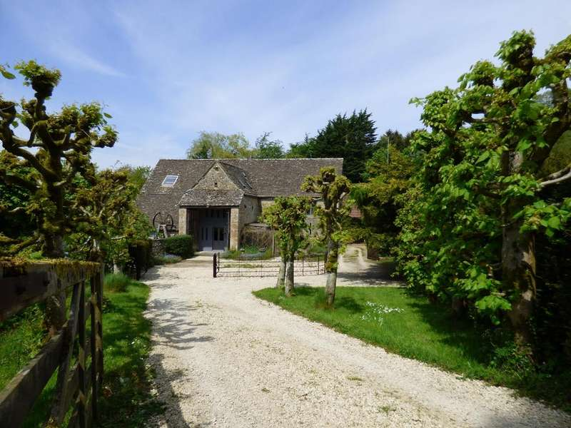 3 Bedrooms Semi Detached House for sale in Compton Abdale, Cheltenham, Gloucestershire