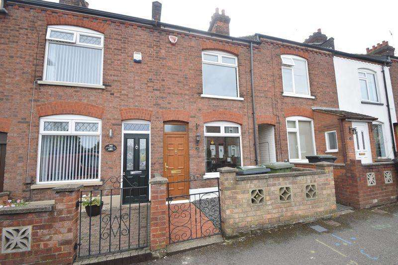 3 Bedrooms Terraced House for sale in Moreton Road South, Luton