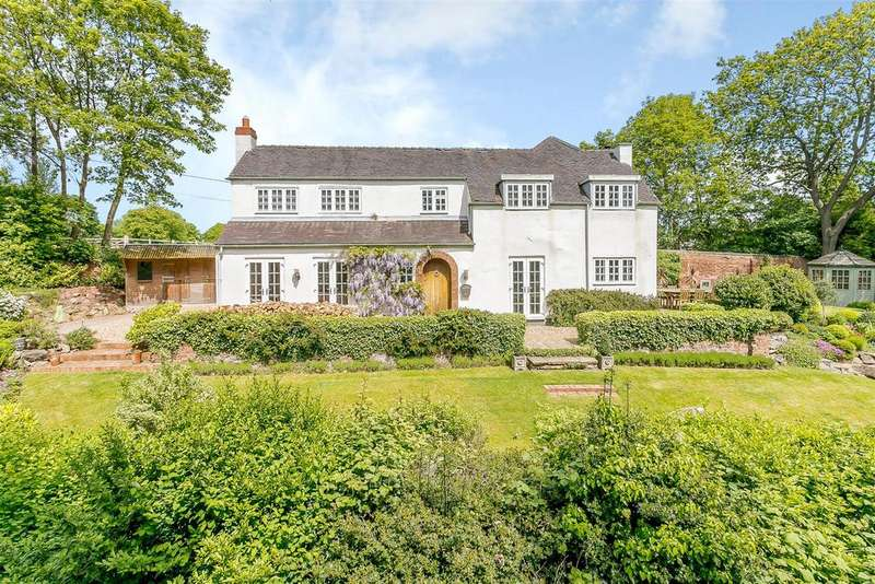 4 Bedrooms Detached House for sale in Cross In Hand Lane, Lichfield