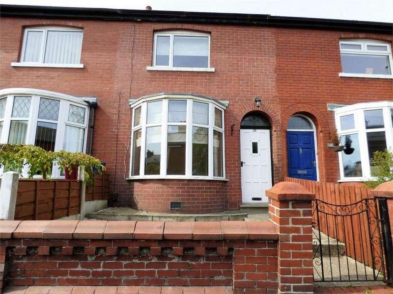 2 Bedrooms Terraced House for sale in Moorfield Avenue, Ramsgreave, BLACKBURN, Lancashire