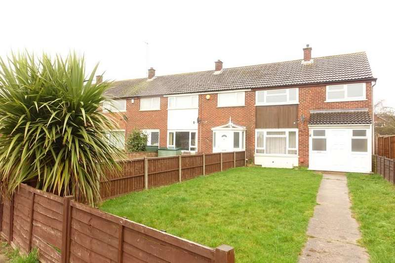 3 Bedrooms Terraced House for sale in Angus Drive, West Bletchley, Milton Keynes MK3