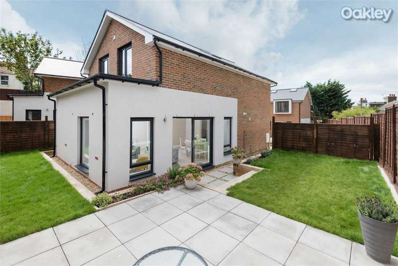 4 Bedrooms Detached House for sale in Kimberley Mews, Kimberley Road, Brighton