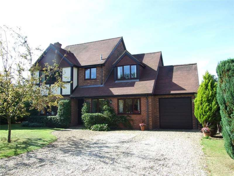 4 Bedrooms Detached House for sale in The Old Sawmills, Inkpen, Hungerford, Berkshire, RG17