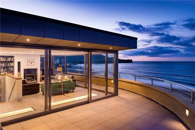 4 Bedrooms Detached House for sale in East Row, Sandsend, Whitby, North Yorkshire, YO21