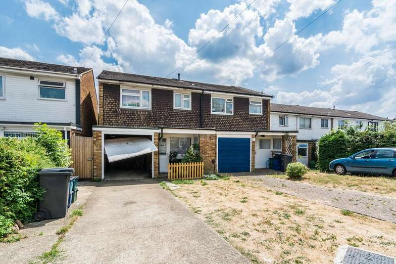 3 Bedrooms End Of Terrace House for sale in Wynton Gardens, London, SE25