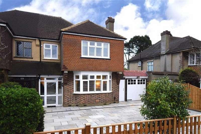 3 Bedrooms Semi Detached House for sale in Pickhurst Lane, West Wickham, Kent