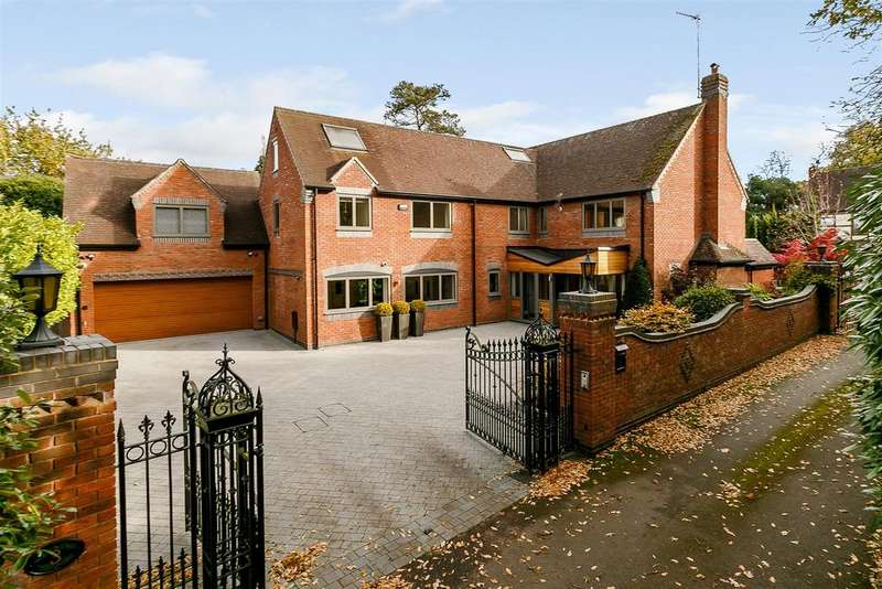 5 Bedrooms Detached House for sale in Laurels, Fairlands Park, Coventry