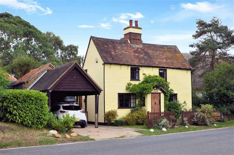 3 Bedrooms Detached House for sale in Little Laver Road, Matching Green, Essex