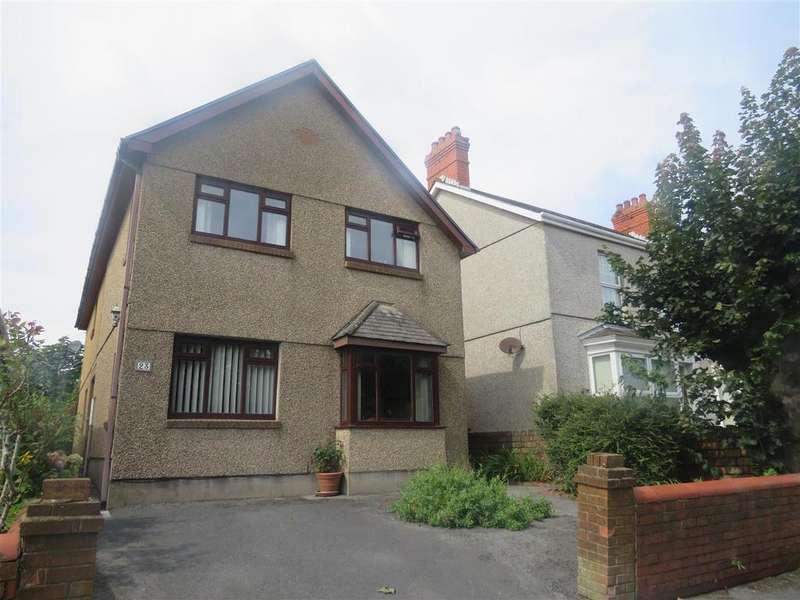 3 Bedrooms Detached House for sale in Queen Marys Walk, Llanelli