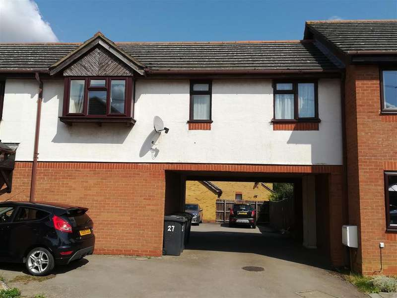1 Bedroom Mews House for sale in Barkers Piece, Marston Moretaine
