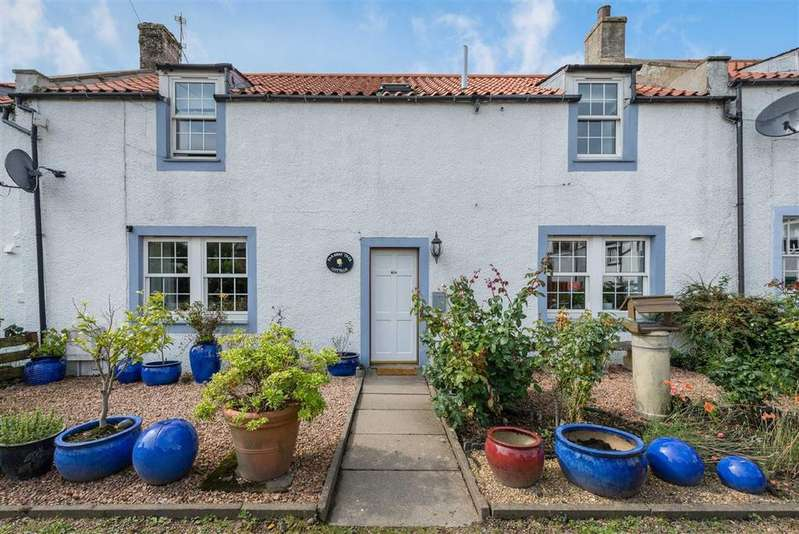 3 Bedrooms Terraced House for sale in Main Street, Colinsburgh, Fife