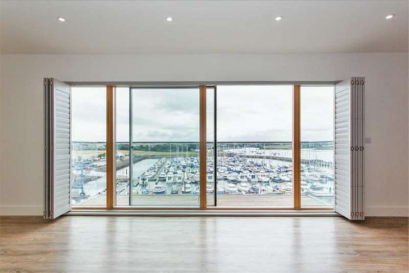 4 Bedrooms Duplex Flat for sale in 3 Coble Quay, on the fabulous Northumberland coast, Amble NE65 0DJ