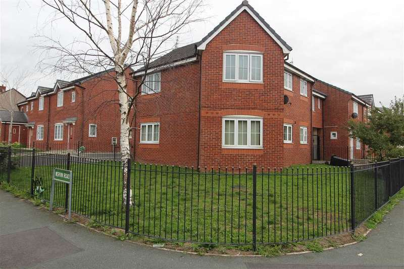 2 Bedrooms Apartment Flat for sale in Flat 2, Wervin Road, Kirkby