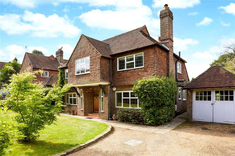 4 Bedrooms Detached House for sale in St. Pauls Road East, Dorking, Surrey, RH4