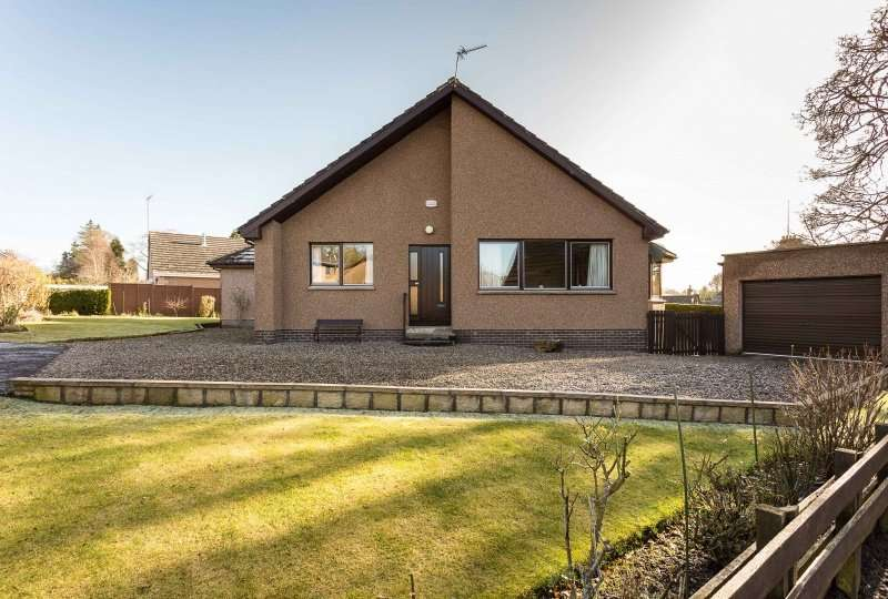 4 Bedrooms Bungalow for sale in Bearehill Gardens, Brechin, Angus, DD9 6LW