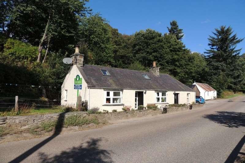 2 Bedrooms Detached Bungalow for sale in Glenlivet, Ballindalloch, AB37