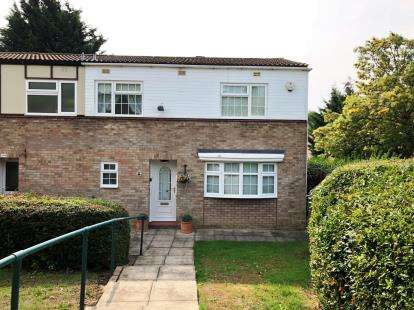 3 Bedrooms End Of Terrace House for sale in Myrtle Bank, Stacey Bushes, Milton Keynes, Buckinghamshire