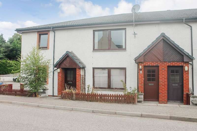 2 Bedrooms Flat for sale in Nobles Court, Muir Of Ord, IV6 7XE