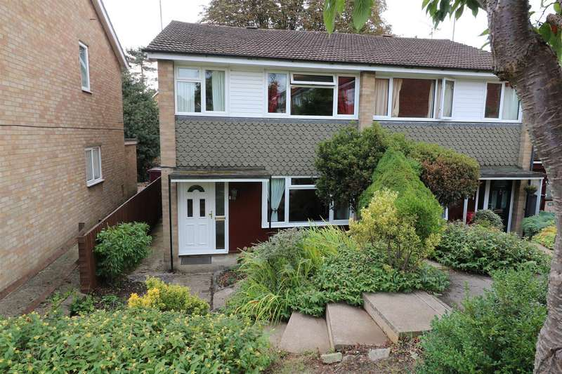 3 Bedrooms Semi Detached House for sale in Fircroft Close, Tilehurst, Reading