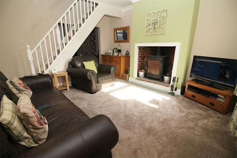 2 Bedrooms Terraced House for sale in Belmont Road, Astley Bridge, BOLTON, Lancashire