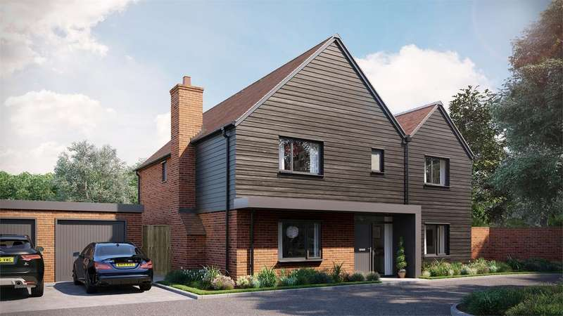 5 Bedrooms Detached House for sale in Wonston Road, Sutton Scotney, Winchester, Hampshire, SO21