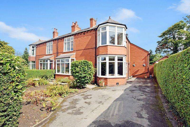 4 Bedrooms Semi Detached House for sale in Campbell Avenue, Higher Runcorn
