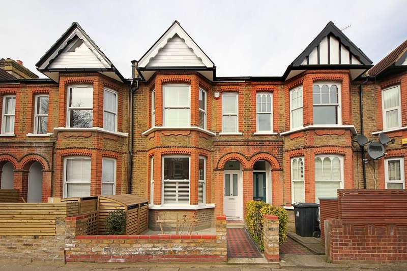 4 Bedrooms Terraced House for sale in Durham Road, W5