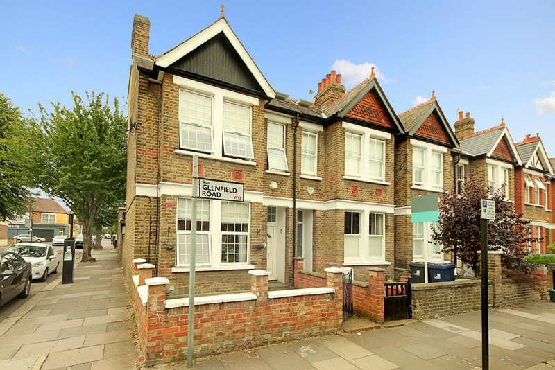 4 Bedrooms End Of Terrace House for sale in Glenfield Rd, W13