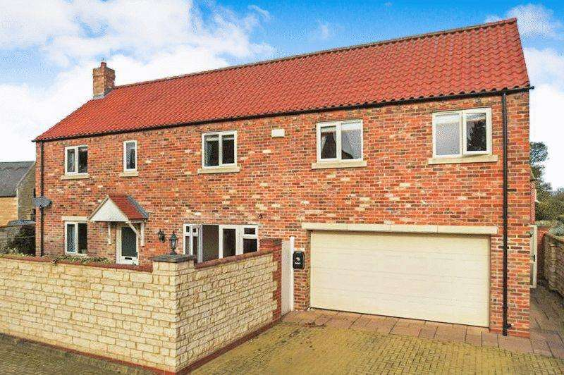 5 Bedrooms Detached House for sale in Dyke Village