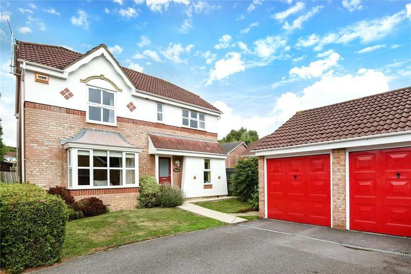 4 Bedrooms Detached House for sale in Wild Cherry Way, Chandler's Ford, Eastleigh, Hampshire, SO53