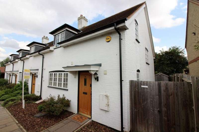 3 Bedrooms End Of Terrace House for sale in Three Tuns Close, Arlesey, SG15
