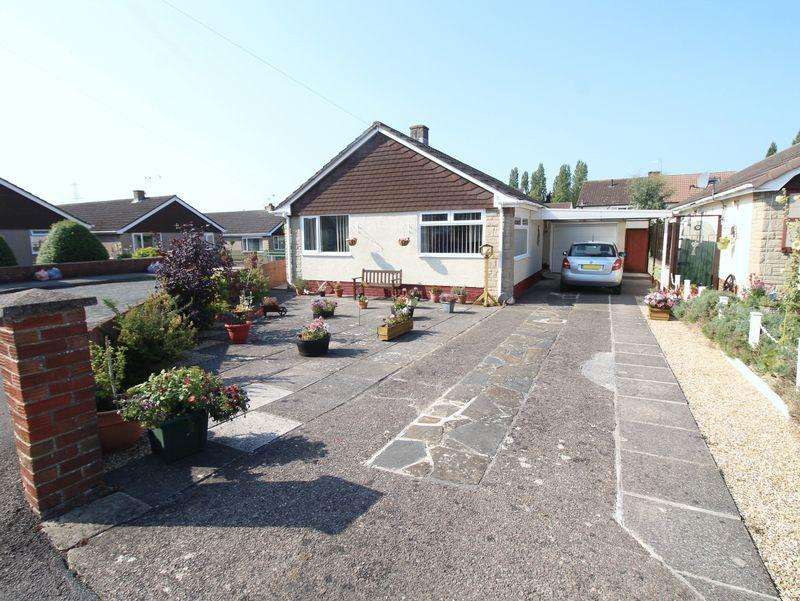 3 Bedrooms Bungalow for sale in Orchard Gardens, Portskewett