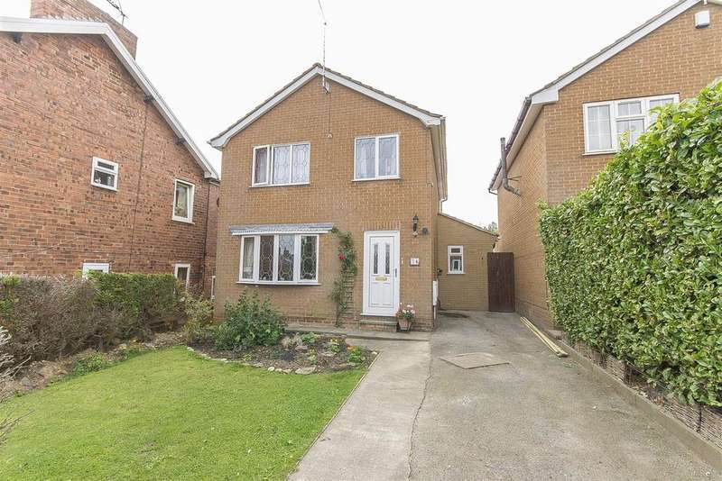3 Bedrooms Detached House for sale in Chapman Lane, Grassmoor, Chesterfield